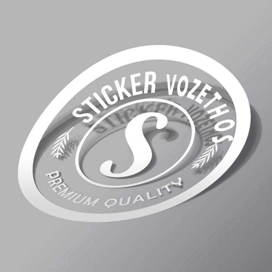 Sticker corporativo